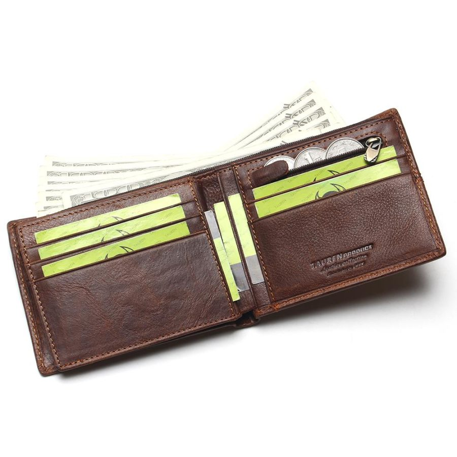 Classic Genuine Leather Wallets