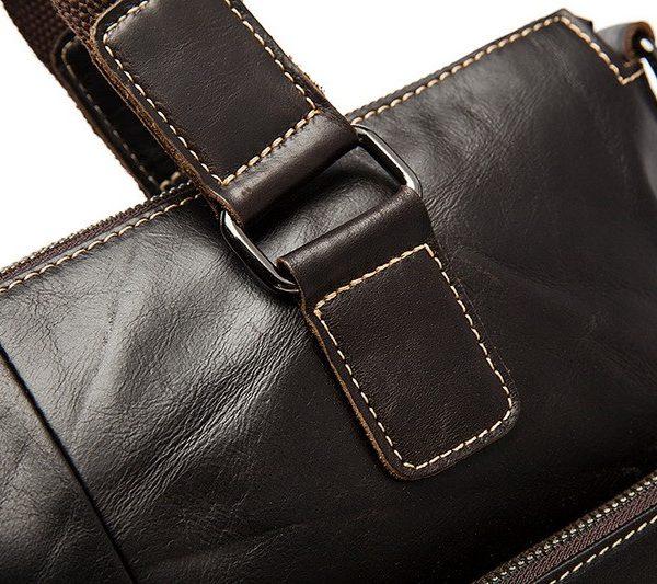 mens leather bag F