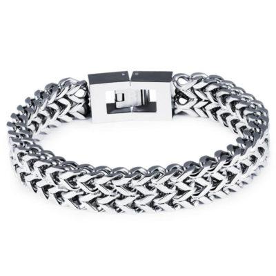 Gentleman's Fashion Steel Bracelet
