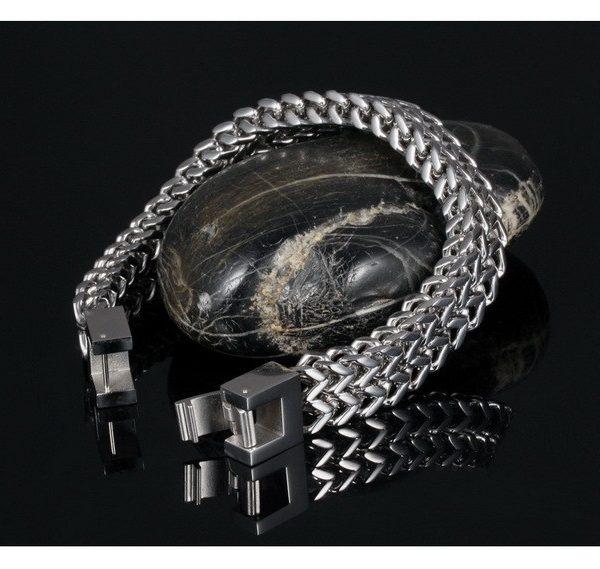 men silver bracelets