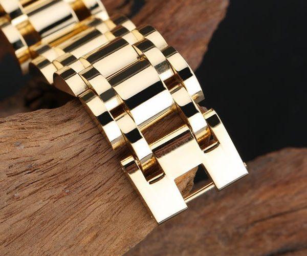 mens bracelets gold 22k