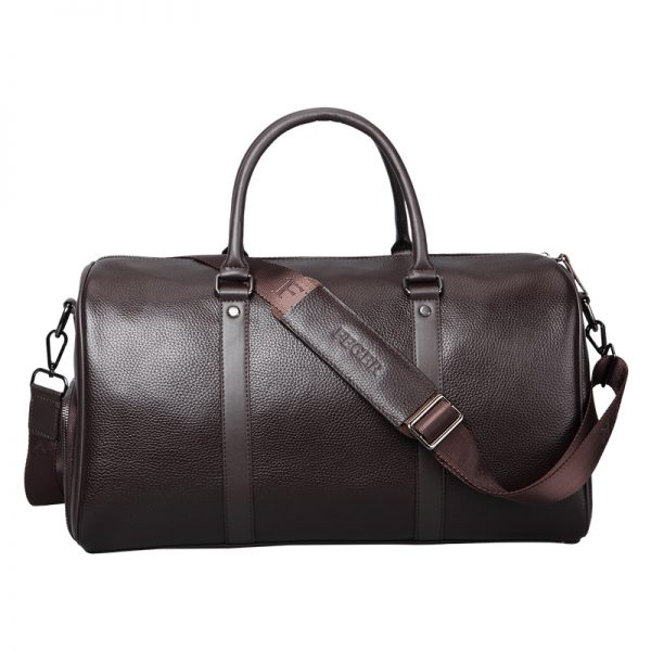Genuine Leather Business Luggage