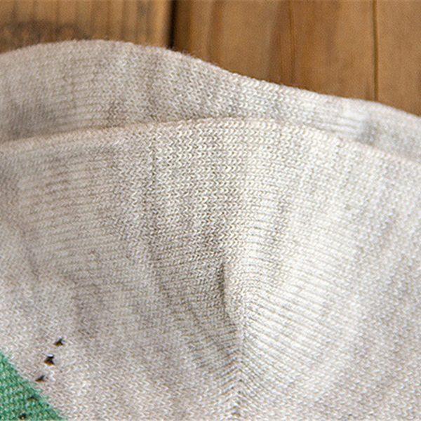 Quality Argyle Dress Socks 5 PCS