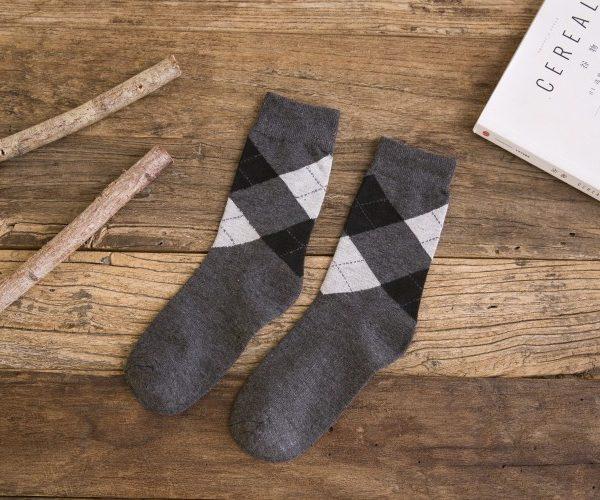 fashion dress socks