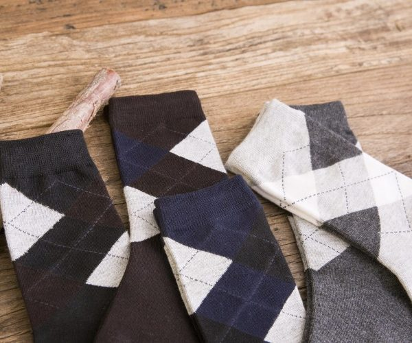 mens dress socks fashion