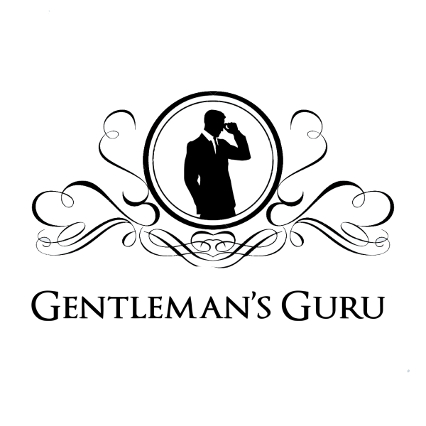 Black GentlemansGuru Logo