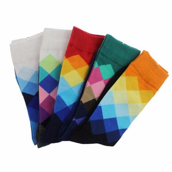 Gentleman's Colorful Socks
