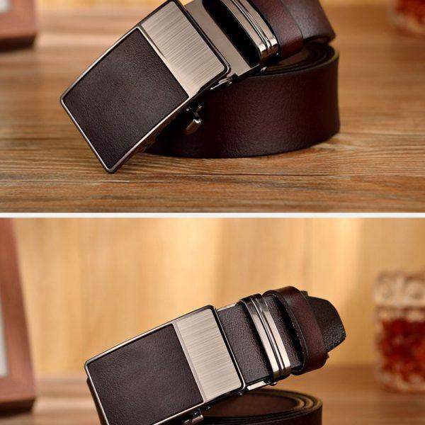 Deluxe Brown Belts