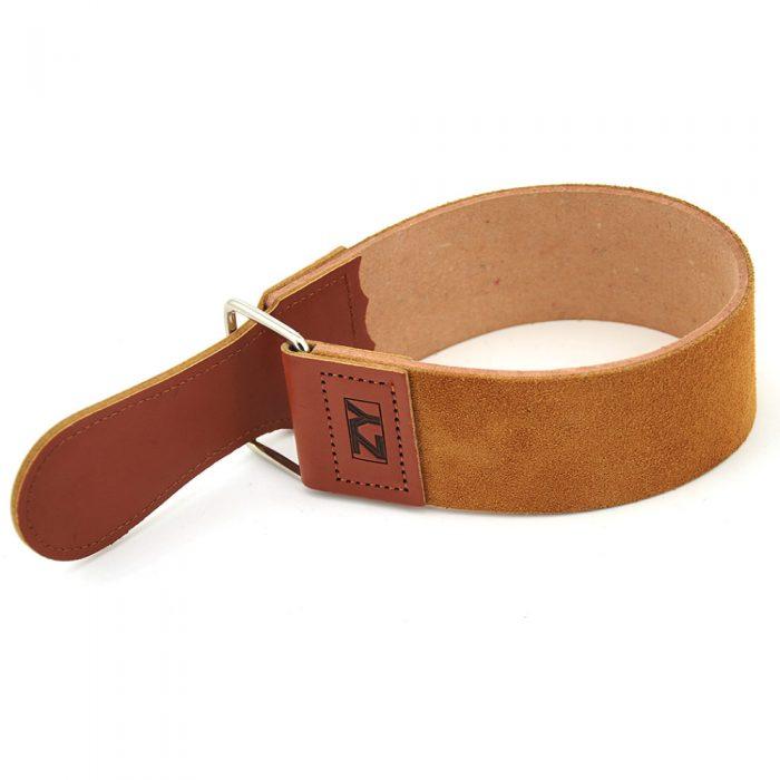 Leather Straight Razor Belt