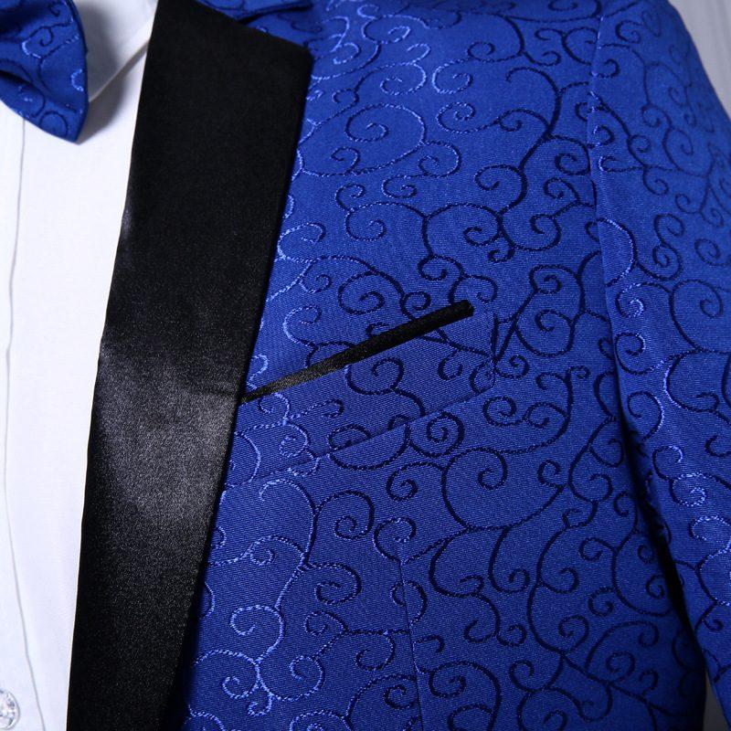 Men's Deluxe Tuxedo Jacket