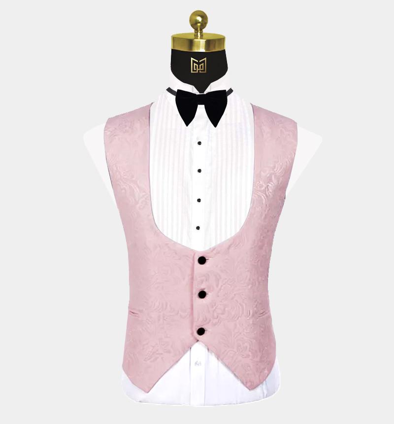 Light-Pink-Tuxedo-Vest-Waistcoat-from-Gentlemansguru.com_