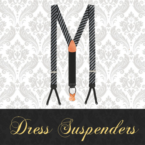 Dress Suspenders