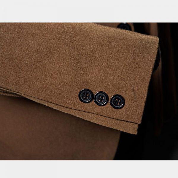 Chocolate Brown Mens Suit Jacket