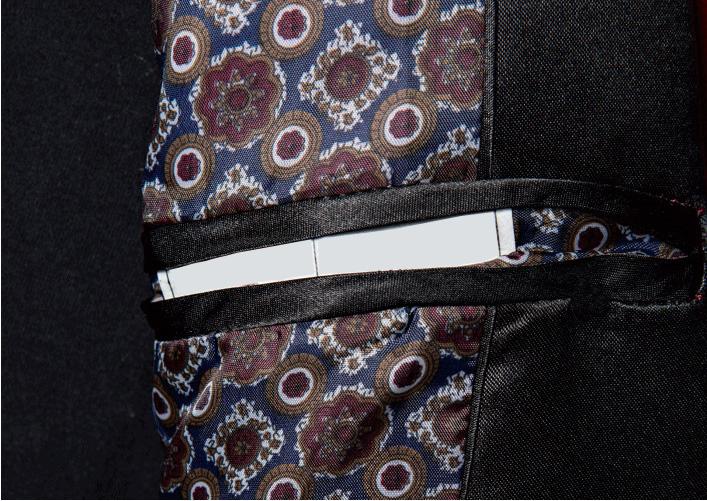 Suit Jacket for Men Lining