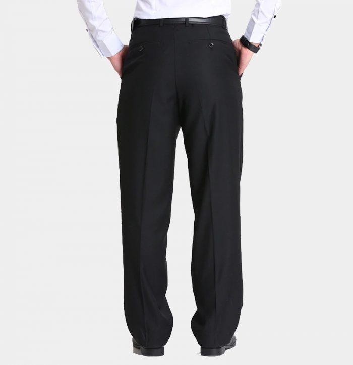 Black-Mens-Formal-Dress-Pants-from-Gentlemansguru.com