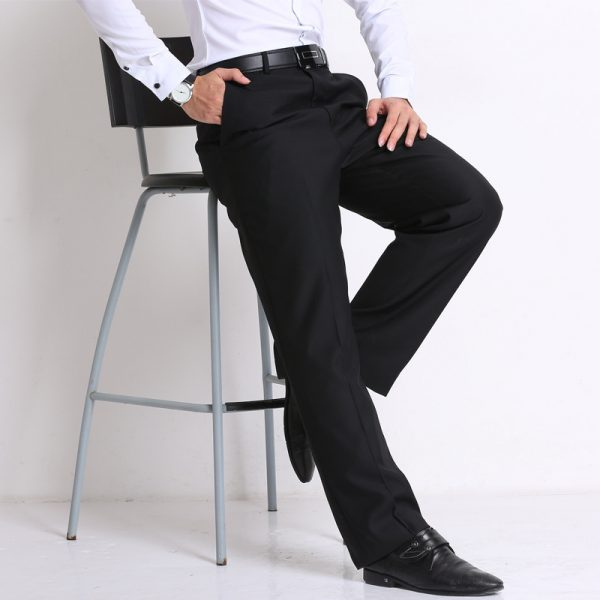 Formal Black tuxedo Pants for Men