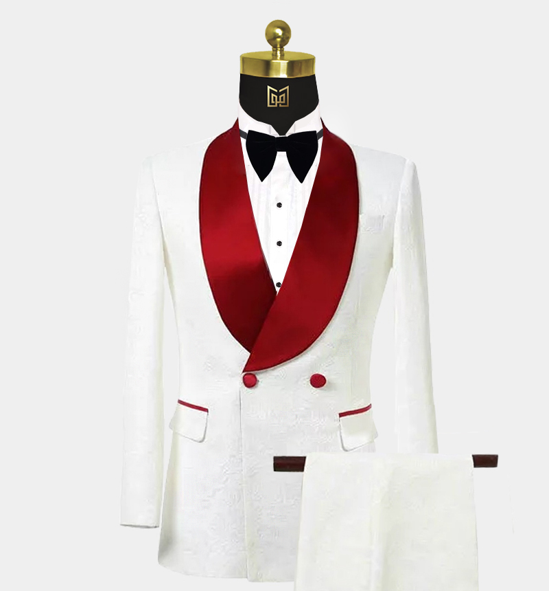 White-and-Red-Tuxedo-Wedding-Prom-Suit-from-Gentlemansguru.com