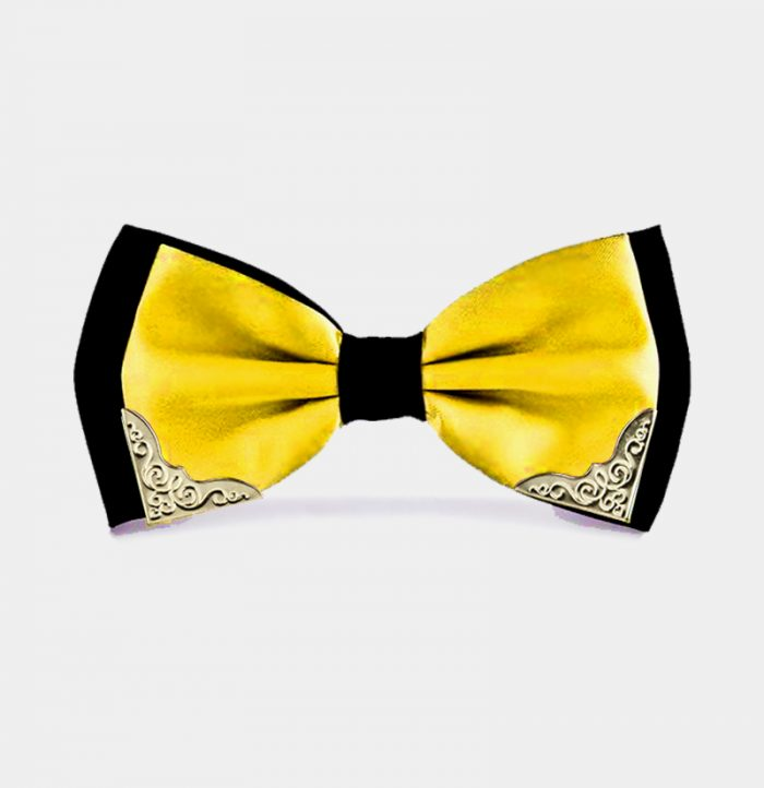 Fancy-Gold-And-Black-Bow-Tie-from-Gentlemansguru.com_