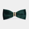 Green-Velvet-Bow-Tie-from-Gentlemansguru.com