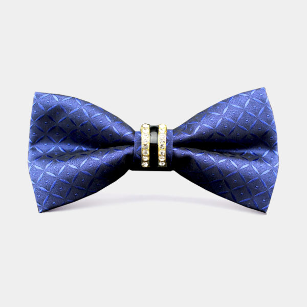 Rhinestone-Royal-Blue-Crystal-Bow-Tie-from-Gentlemansguru.com