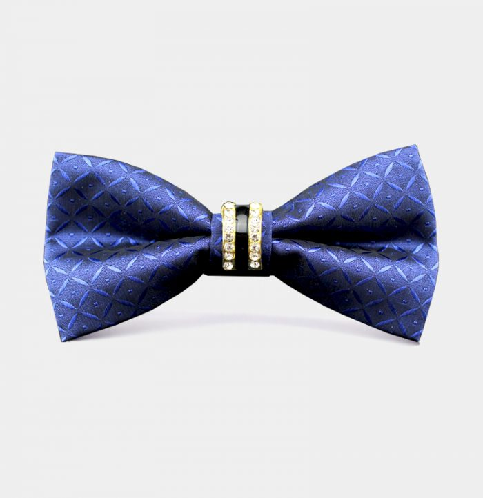Rhinestone-Royal-Blue-Crystal-Bow-Tie-from-Gentlemansguru.com