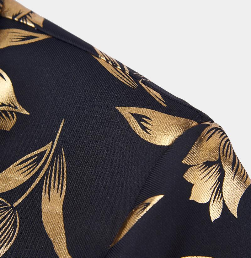 Black-and-Gold-Tulip-Tux-Jacket-Prom-Suit-from-Gentlemansguru.com