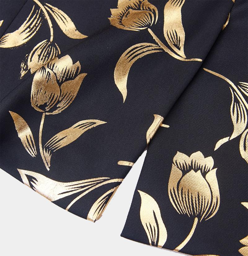 Mens-Golden-Floral-Tuxedo-Jacket-from-Gentlemansguru.com