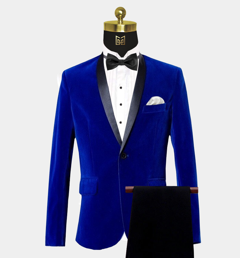 Shawl-Collar-Royal-Blue-Velvet-Tuxedo-Prom-Suit-from-Gentlemansguru.com
