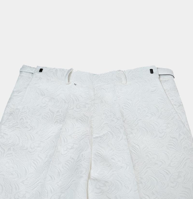 Mens-White-Floral-Tuxedo-Pant-from-Gentlemansguru
