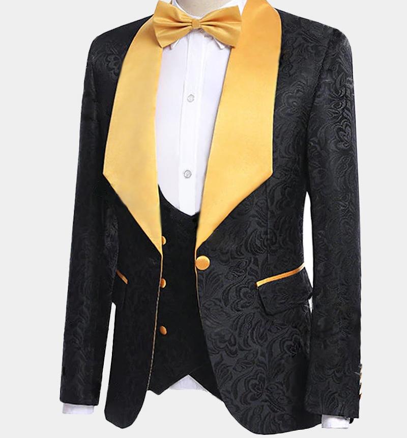 Grooms-Gold-Wedding-Prom-Suit-from-Gentlemansguru.com