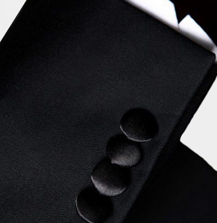 Slim Fit double Breasted Tuxedo Suit from Gentlemansguru.com