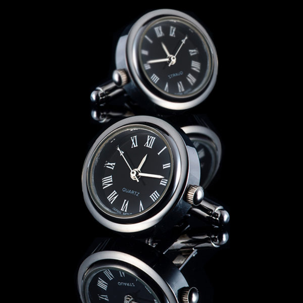 Mens-Quartz-Watch-Cufflinks-Set-from-Gentlemansguru.com