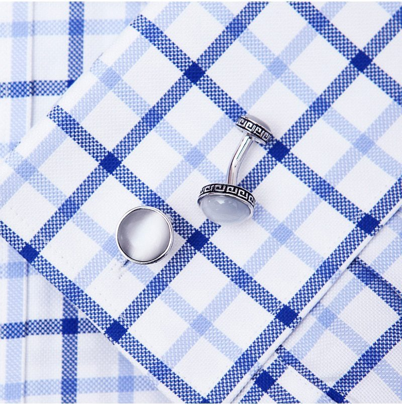 Viontage Double Sided Cufflinks Set from Gentlemansguru.com