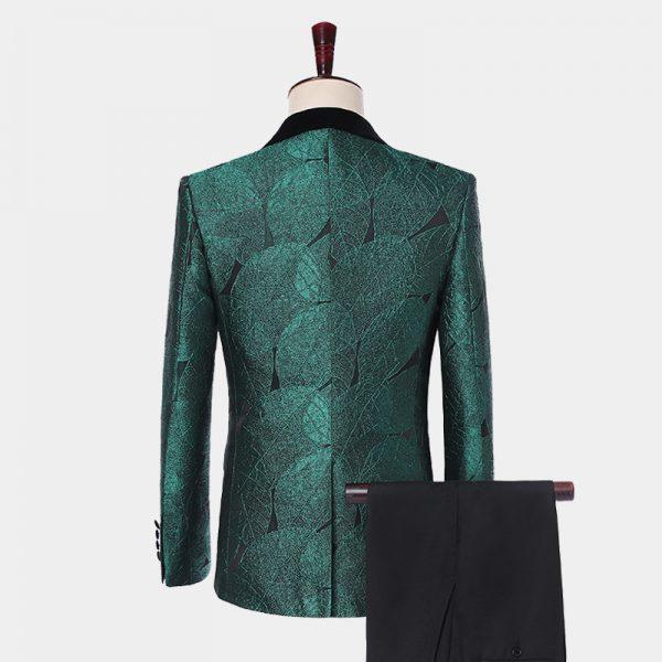 Emerald Green Suit for Prom from Gentlemansguru.com