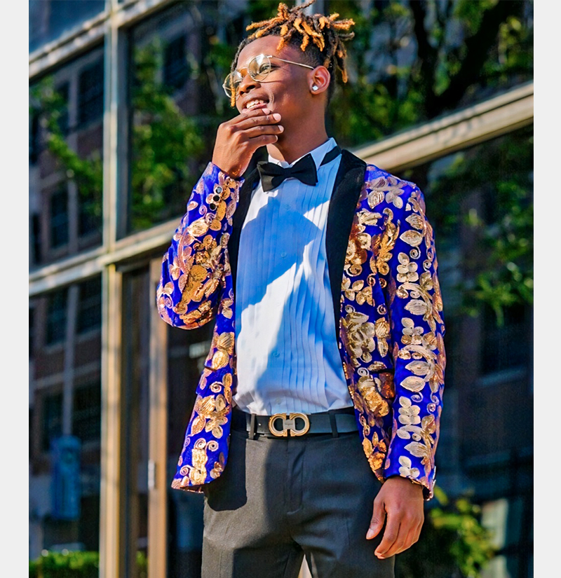 Customer-Gallery-Royal-Blue-And-Gold-Prom-Tux-Jacket-from-Gentlemansguru.com