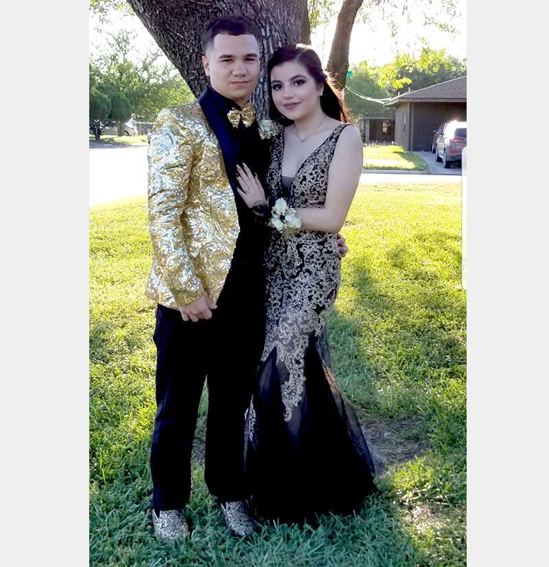 Customer Gallery-Prom-Gold-Sequin-Tuxedo-Jacket-11 from Gentlemansguru.com