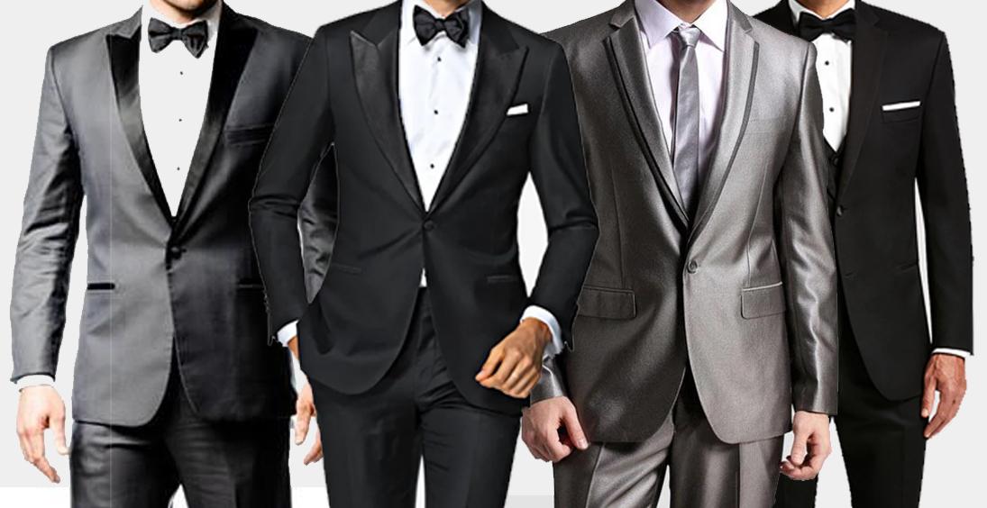 Tuxedo Vs Suit- Learn The Difference-from-Gentlemansguru.com