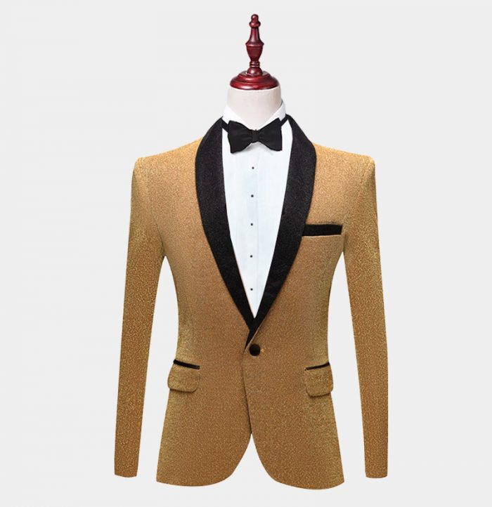 Black-And-Gold-Glitter-Tuxedo-Jacket-Black-Lapel-from-Gentlemansguru.com