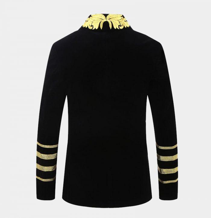 Black-Velvet-Gold-Embroidered-Tuxedo-Jacket-from-Gentlemansguru.com