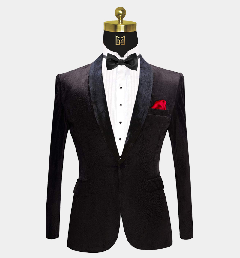 Black-Velvet-Tuxedo-Jacket-Prom-Wedding-Blazer-from-Gentlemansguru.com