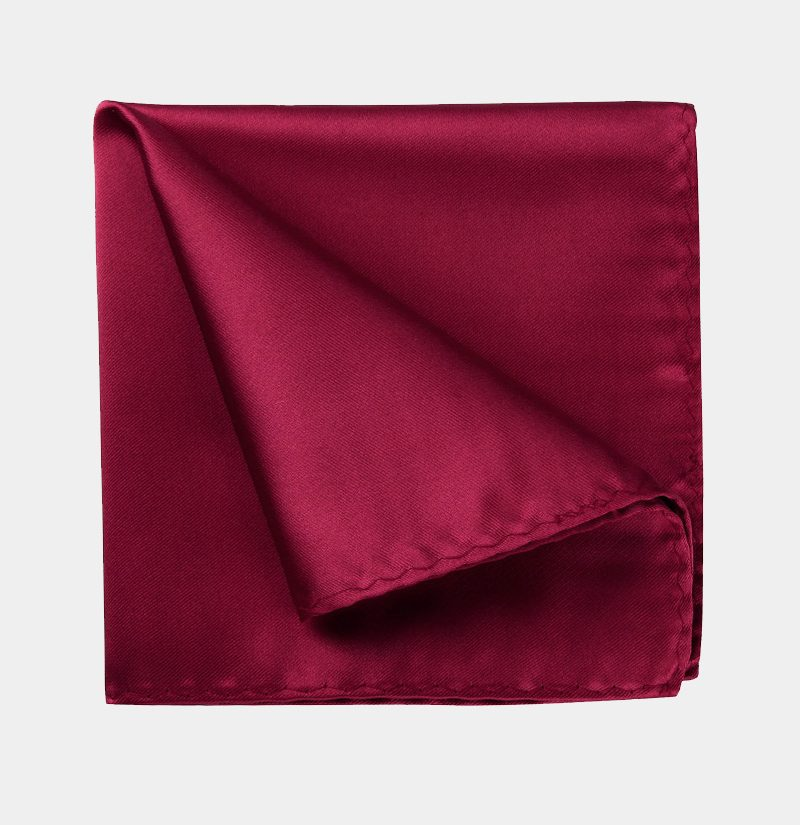 Burgundy-Silk-Pocket-Square-from-Gentlemansguru.com