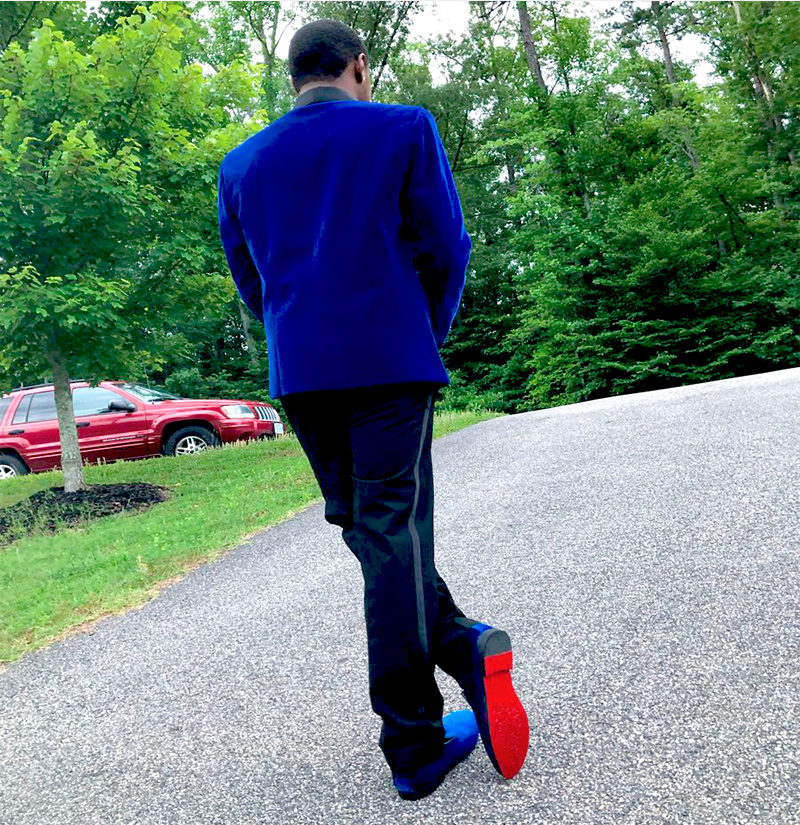 Customer-Gallery-Royal-Blue-Velvet-Tux-Royal-Blue-Velvet-Loafers--from-Gentlemansguru.com