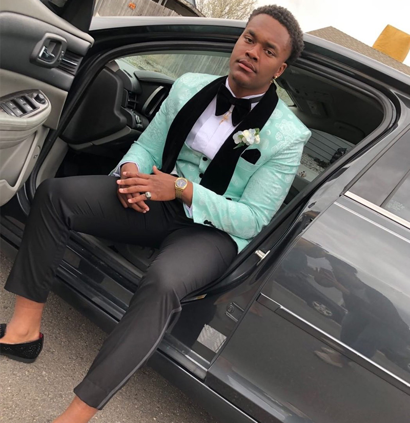 Customer-Gallery-Turquoise Tuxedo from Gentlemansguru.com
