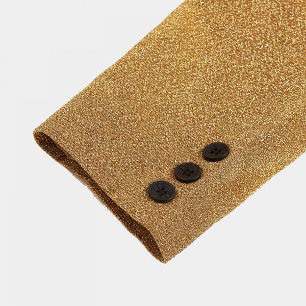 Golden-Glitter-Tuxedos-Wedding-from-Gentlemansguru.com