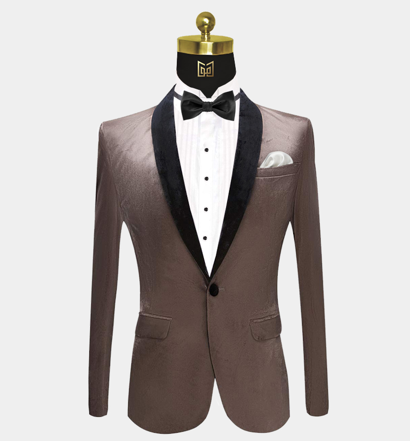 Grey-Velvet-Tuxedo-Jacket-Prom-Wedding-Blazer-from-Gentlemansguru.com