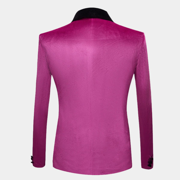 Magenta-Pink-Velvet-Dinner-Jacket-from-Gentlemansguru.com