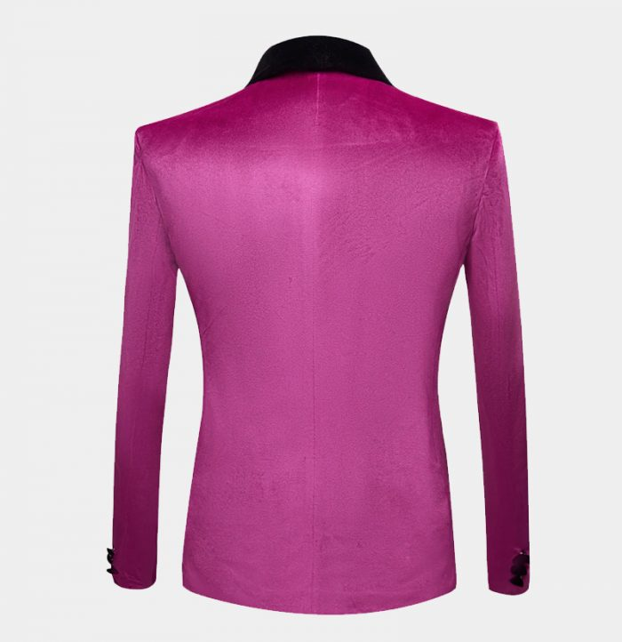 Magenta-Pink-Velvet-Dinner-Jacket-from-Gentlemansguru.com