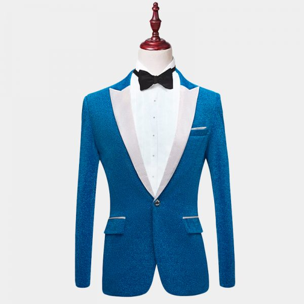 Mens-Baby-Bluer-Glitter-Tuxedo-Jacket-from-Gentlemansguru.com