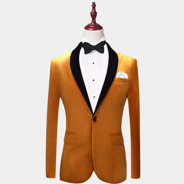 Mens-Gold-Velvet-Tuxedo-Jacket-Blazer-from-Gentlemansguru.com