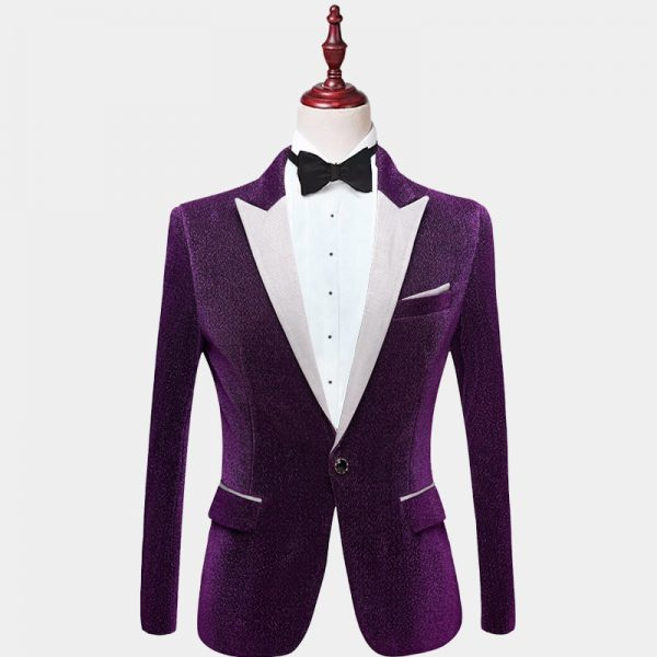 Mens-Royal-Purple-Glitter-Tuxedo-Jacket-from-Gentlemansguru.com
